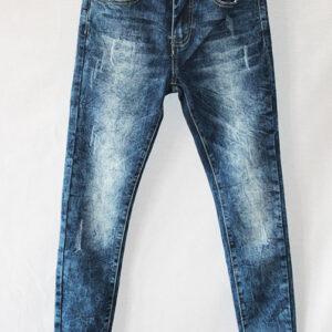Jeans ajustados de pitillo